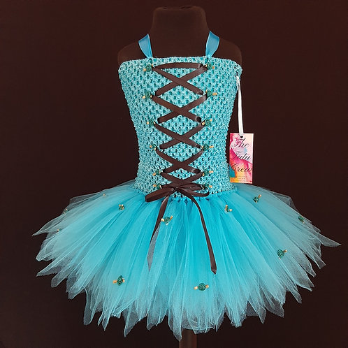 Jasmine Disney inspired Tutu Dress