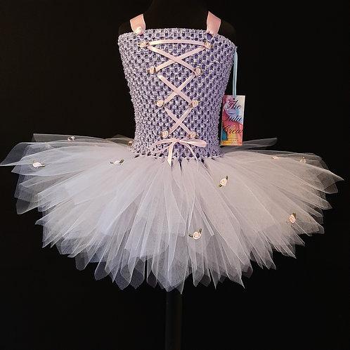 Rapunzel Disney inspired Tutu Dress