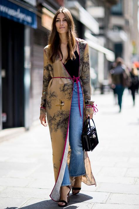 El Kimono, inspiración oriental en tu armario