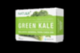 caja green kale Natuliv