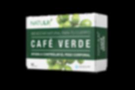 caja café verde Natuliv