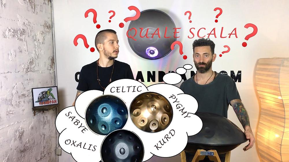Scala Handpan