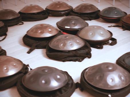 Scale Handpan