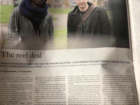 Peckham Peculiar Article
