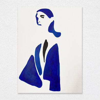 Arina Pavlovna - Blue #15