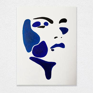 Arina Pavlovna - Blue #11
