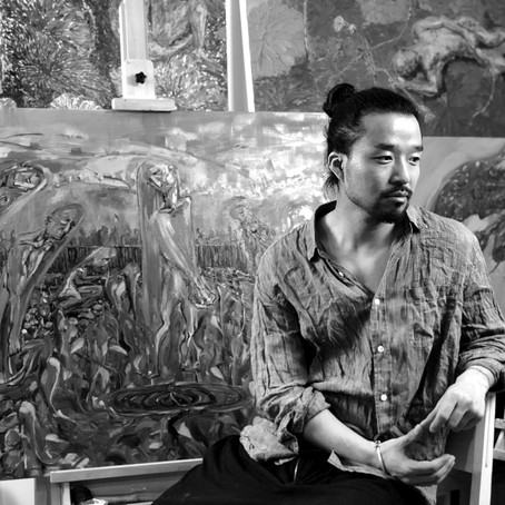 The Blood of Life. An interview with Mingzhang Sun