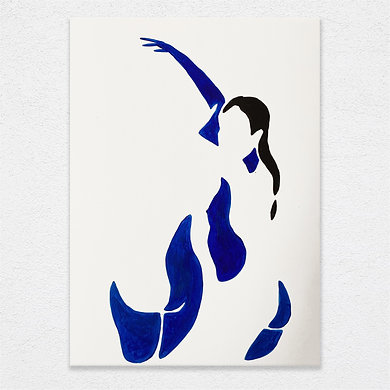 Arina Pavlovna - Blue #42