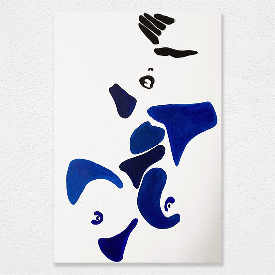 Arina Pavlovna - Blue #6