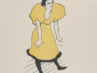 From Ukiyo-e to Lautrec's posters.              Japanism as a model of coexistence. [3/4]