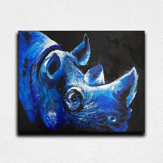 Arina Pavlovna - Rhinoceros