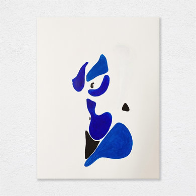 Arina Pavlovna - Blue #8