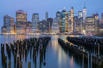 'Brooklyn Nights' by Tony Mulvenna - Accepted