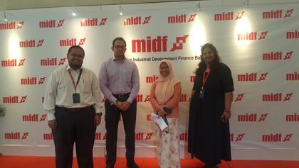 MIDF - Official & Speaker