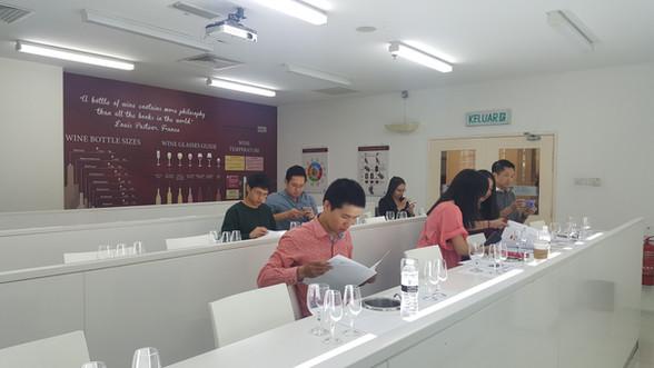 Wine Program - Wine Lab