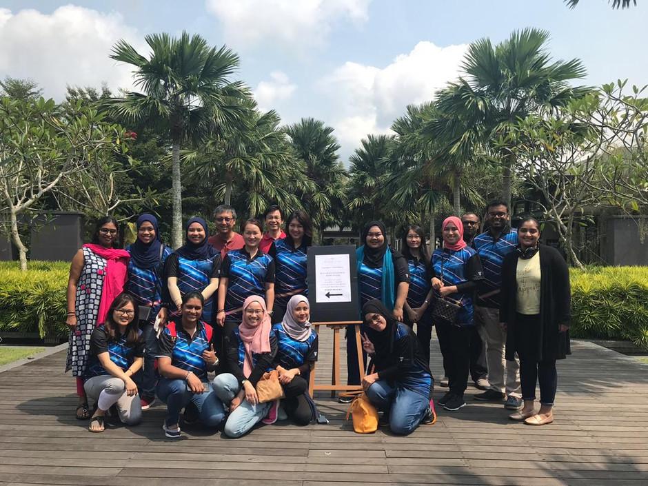Team Building - Mangala Resort