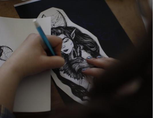 Tatuaż Autorski.
