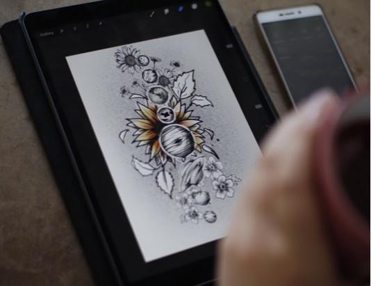 Współpraca klienta z tatuatorem jest nieziemsko ważna!