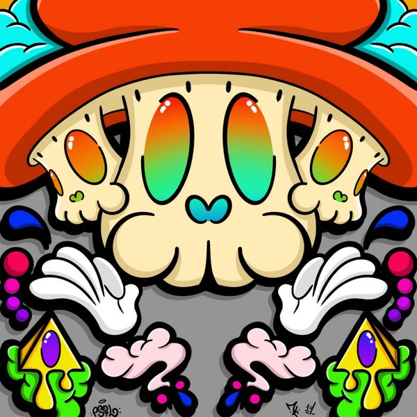 2019 Sticker Design