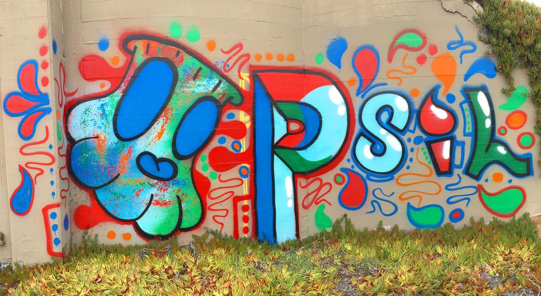 Psil Mural for fun