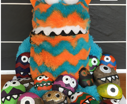 Worry Monster in self-isolation?