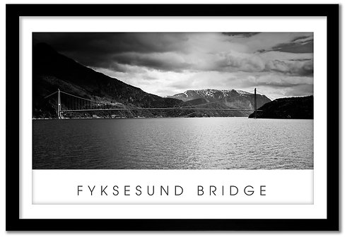 FYKESSUND BRIDGE