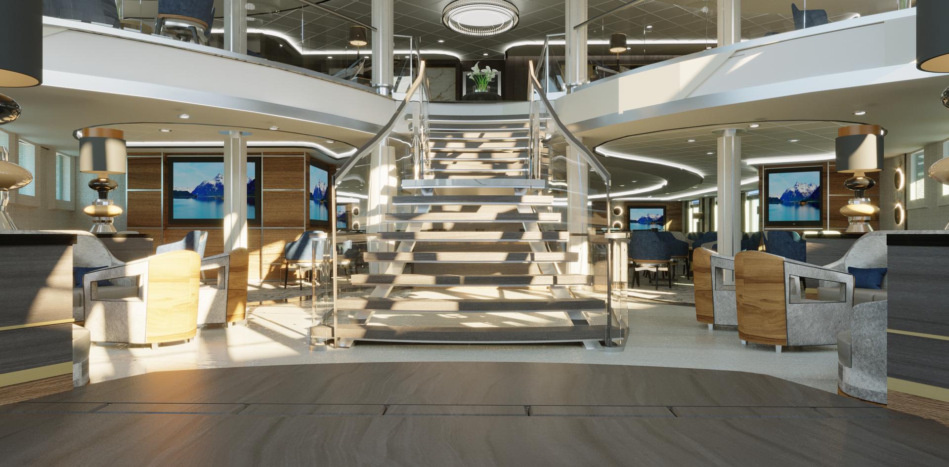 Ocean Explorer Fwd Lounge