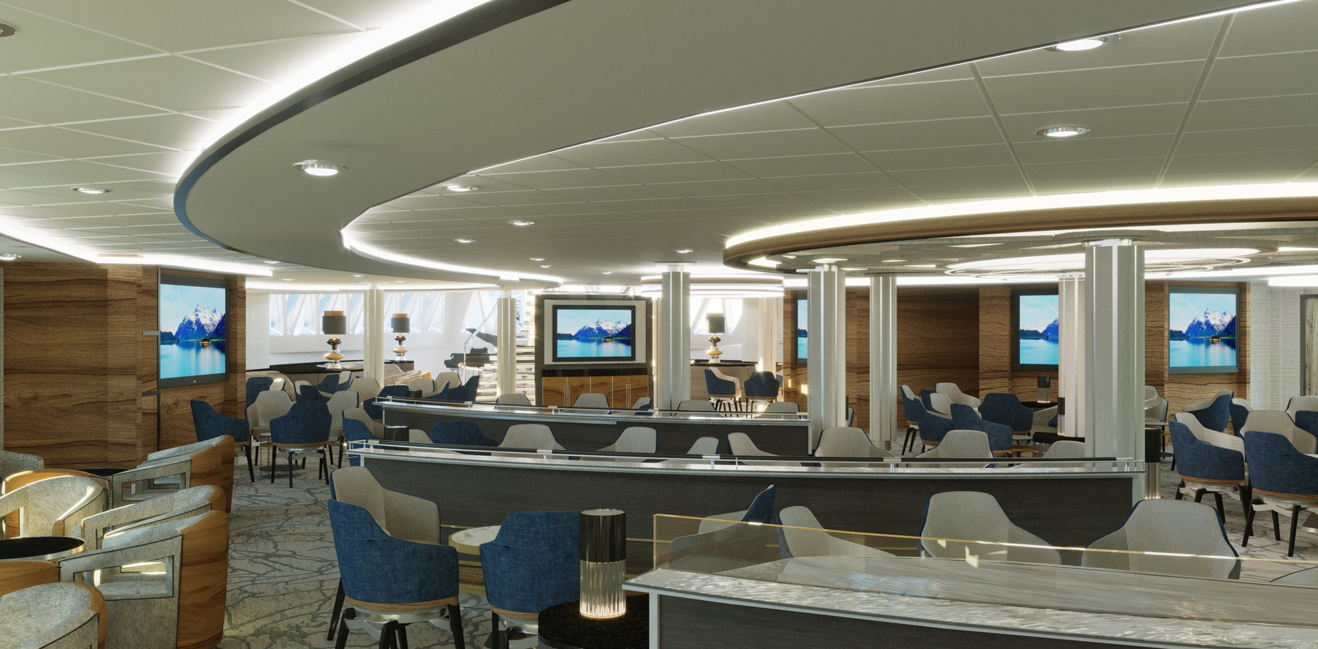 Ocean Explorer Lounge