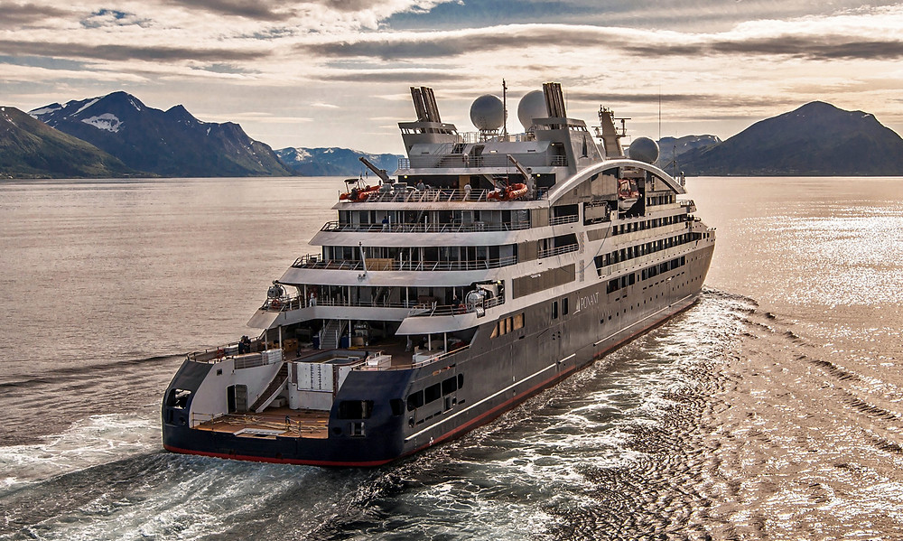 PONANT'S ICE BREAKER LUXURY YACHTS