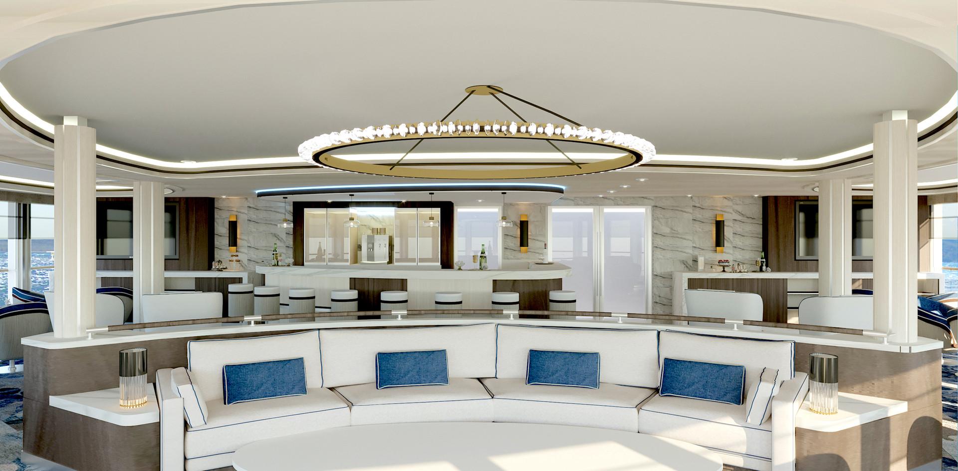 Ocean Explorer Observation Lounge