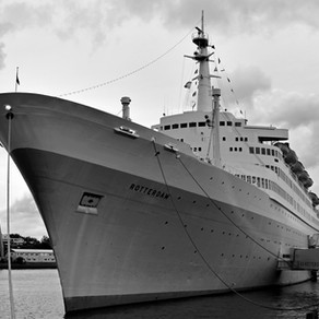 SS Rotterdam. A Tribute.