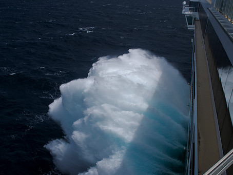 The North Atlantic.