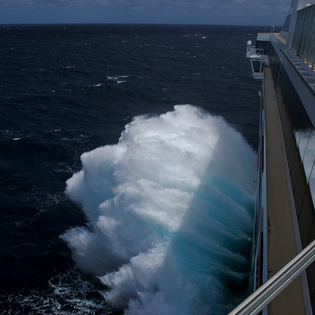 The North Atlantic.