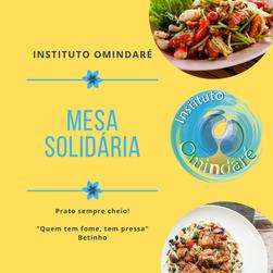 Mesa Solidária