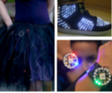 Fashion weable technolgy camp for kids