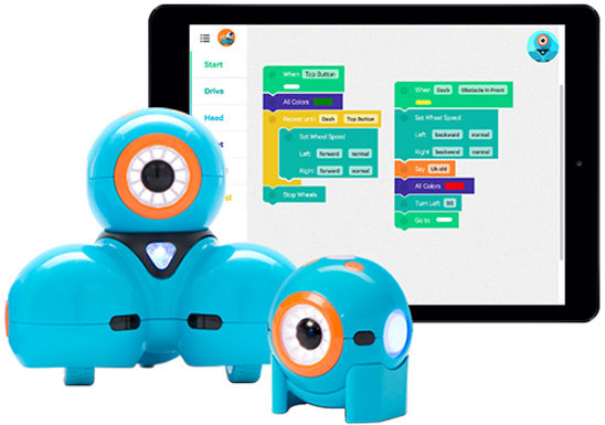 Coding With Tech Bots (ages 4 - 7)