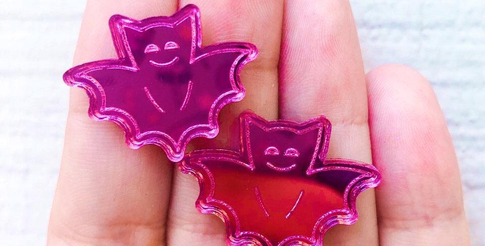 on wednesdays, we wear pink bats