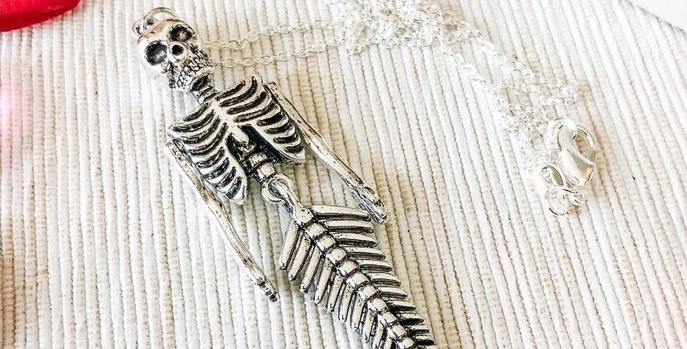 Mermaid Bones Necklace