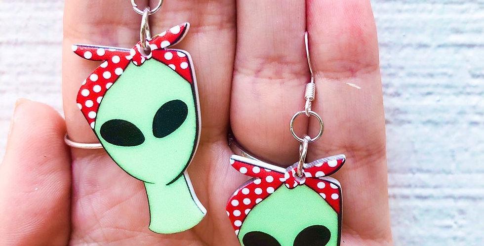summertime aliens