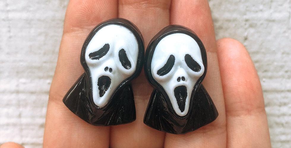 ghostface studs