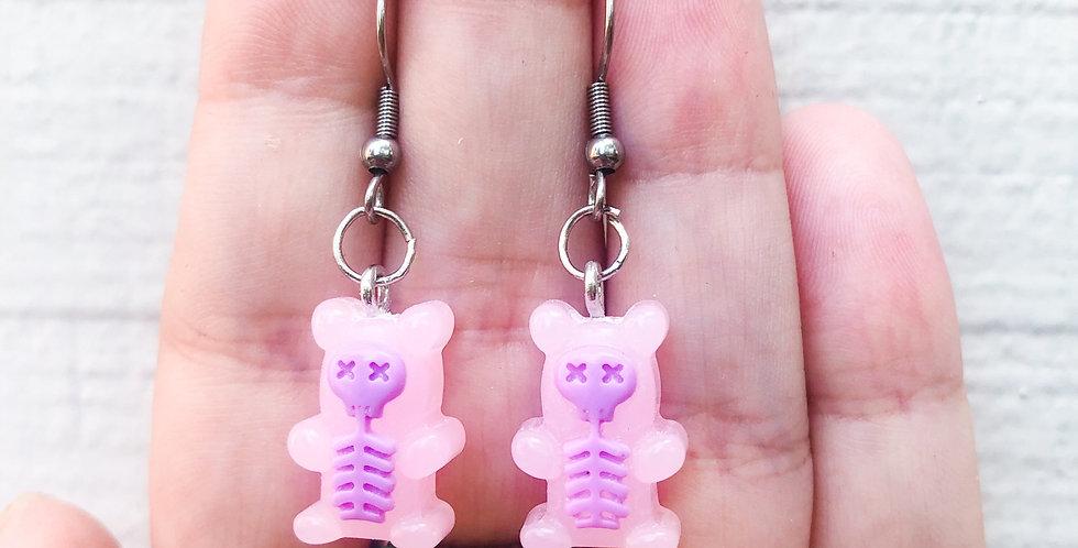 skeleton gummy bears