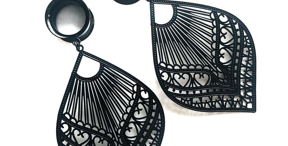 black lace 14mm