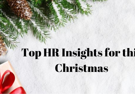 HR Insights for this Christmas