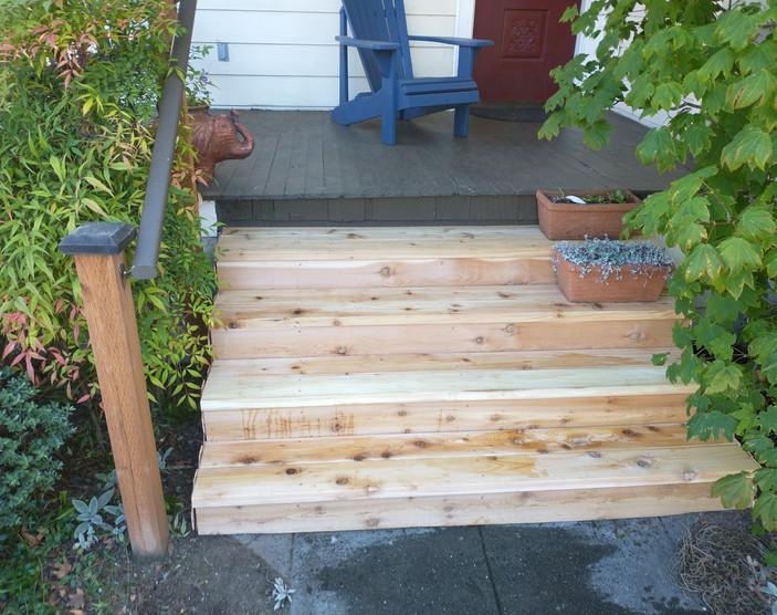 Cedar Steps
