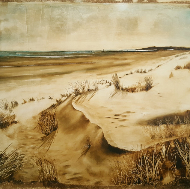 Sand Dunes and Salty Air