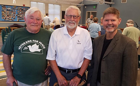 Fred Norman, Robert Eastwood, Jim Ott_ed
