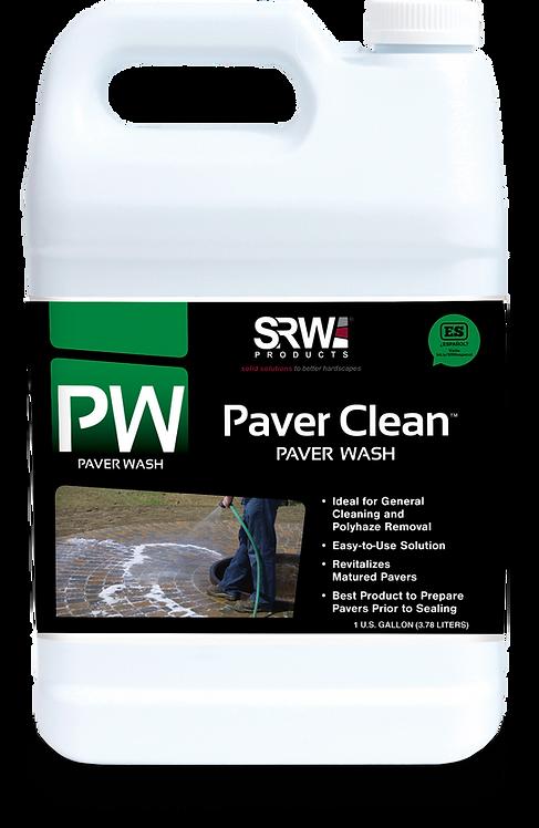 SRW Paver Clean