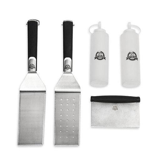 5-Piece Griddle Accessories Kit