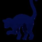 Cat illustré