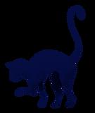 gato ilustrado